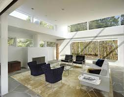 Mid Century Modern Sleeper Sofa Modern Sleeper Sofa With Gray Fabric Cover And Home Design