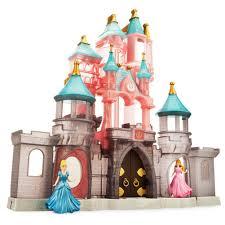 amazon com disney princess castle play set disney parks toys