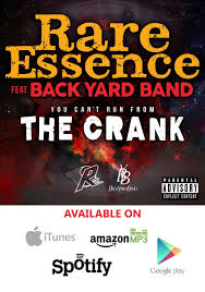 Backyard Gogo Rare Essence Backyard Band Come Together To Crank