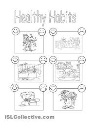 2nd grade health worksheets free worksheets library download and