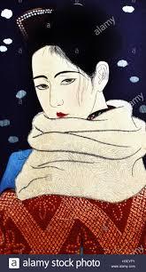pupils 1931 kobayakawa kiyoshi 1899 1948 japan color woodcut on
