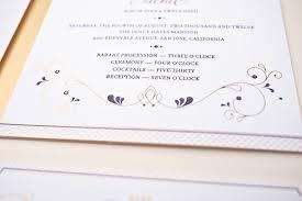 Hindu Wedding Invitations Anjali Suchit U0027s Elegant Gold Foil Hindu Wedding Invitations