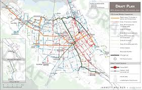 Bart Route Map by Milpitas Vta Looks For Input On Transportation Routes That Will