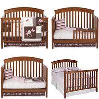 Infant Convertible Cribs Summer Infant Manchester 4 In 1 Lifetime Convertible Crib Auburn