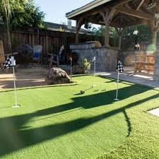 Backyard Putting Green Installation by Backyard Putting Green Installation In Morgan Hill Putting Green