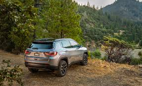 jeep compass back 2016 2017 jeep compass cars exclusive videos and photos updates