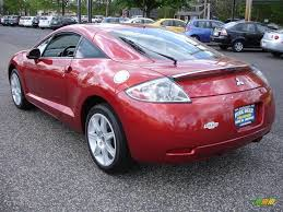 eclipse mitsubishi 2008 2008 rave red mitsubishi eclipse gt coupe 9320068 photo 5