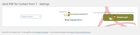 tutorial wordpress com pdf send pdf for contact form 7 wordpress plugins