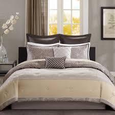 Cannon Bedding Sets Cannon 8 Jacquard Vaughn Comforter Set Home Bed Bath