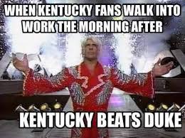 Kentucky Meme - duke memes catsillustrated com