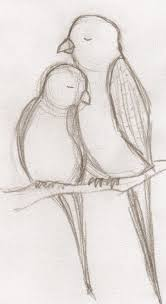 love birds by harichi chan17 on deviantart