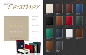 leather wedding albums custom wedding album photo fx studio visual storytellers