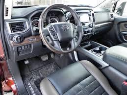 nissan truck 2016 interior 2016 nissan titan xd review