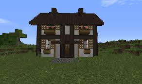 ideas for houses on minecraft