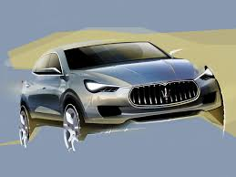 maserati kubang maserati all the sketches