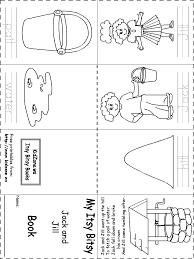 99 ideas jack and jill coloring pages on spectaxmas download