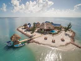 Luxury Homes In Belize by Exclusive Private Island Custom Home Minute Vrbo