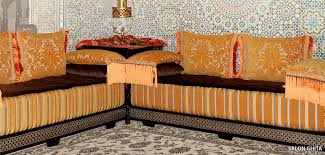 decoration appartement marocaine moderne décoration orientale de salon marocain de luxe plafond platre