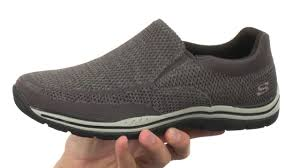 Skechers Comfort Construction Skechers Relaxed Fit Expected Gomel Sku 8830516 Youtube