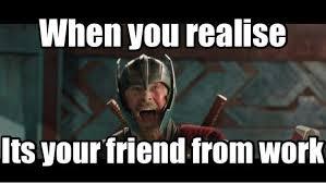Funny Thor Memes - thor funny meme ragnarok trailer movies funny memes pinterest