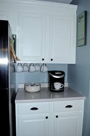 kitchen update u2013 coffee station