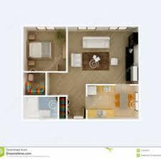 3d Floor Plans Software Free Download Home Design Three Bedroom House Apartment Floor Plans 3d