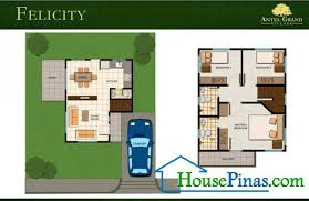 Pretentious Philippine House Design With Floor Plan In Philippines