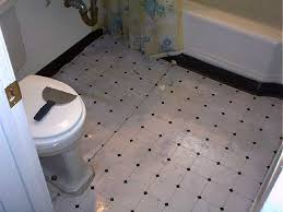 install linoleum flooring bathroom decors ideas