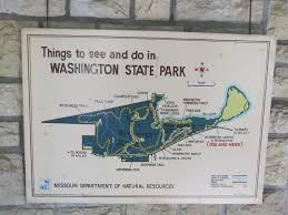 Map Of Missouri State Parks by Washington State Park