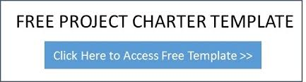 how to complete a six sigma project charter