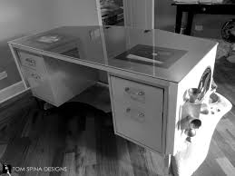 lunar module desk apollo 11 moon landing inspired tom spina