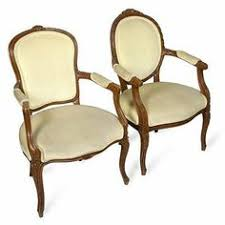 Ebay Armchairs Pair Of Antique Kindel French Directoire Armchairs Armchairs And