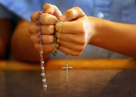 pray the rosary parish of the holy eucharist falmouth me