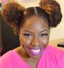 black hair buns double bun hairstyle tutorial for black hair easy girls