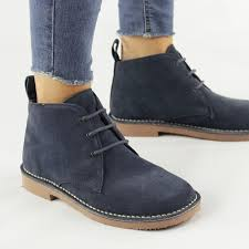 womens navy boots uk buy womens suede leather desert boots desertboots com