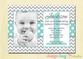 boy 1st birthday invitations gallery invitation design ideas