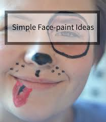easy face painting tutorials tips and tricks everything you need to get started