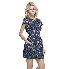 fclm women u0027s short sleeve slim casual party dresses plus size belt