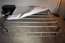 Forever Bed Frame Forever Foundations Metro Review Sleepopolis