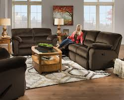 Sofa Loveseat Recliner by Furniture Contemporary Design And Outstanding Comfort With Double