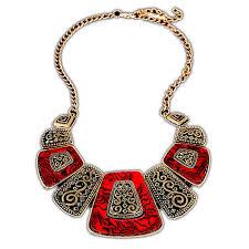bib necklace gold images Egyptian style gold choker bib necklace allthingscharmed jpg
