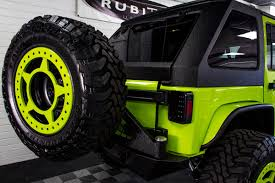spyder jeep 2017 jeep wrangler rubicon unlimited hyper green