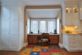 kitchen alcove ideas kitchen alcove ideas kitchen traditional with bin pulls hardwood