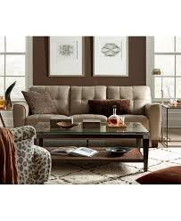 leather sofa living room macys leather sofa warranty best home furniture decoration