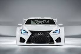 lexus harrier 2016 price 2016 lexus rc f gt3 racing concept otomain