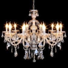 Cristal Chandelier by Modern Chandeliers Ebay