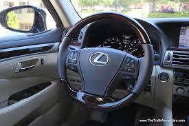 lexus sedan ls 2013 2013 lexus ls 460 and ls 600hl exterior f sport front 3 4