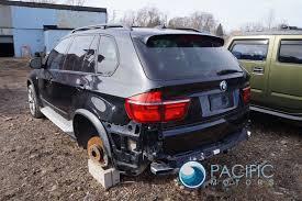 Bmw X5 E70 - left driver side rear quarter panel window glass 51367163075 bmw