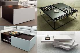 15 multifunctional tables which can transform home decor