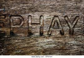 carved wood plank words carved into wood stock photos words carved into wood stock